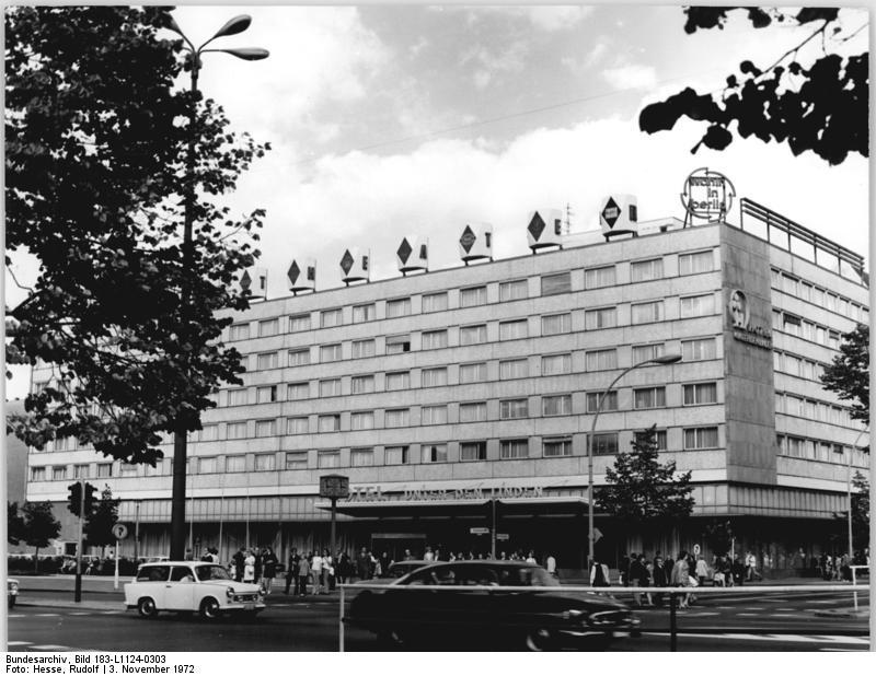Berlin Hotel Friedrichstrasse