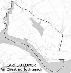 Carhoo Lower townland in County Cork, Ireland
