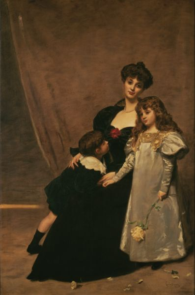 http://upload.wikimedia.org/wikipedia/commons/7/76/Carolos-Duran_Mother_and_Children.jpg
