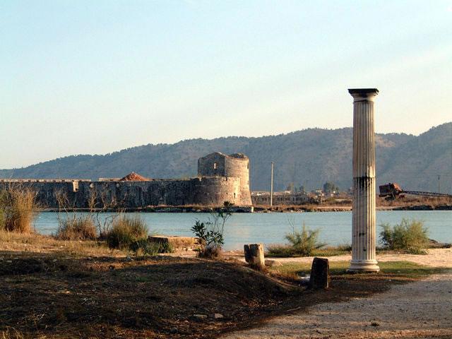 castello ali pasha albania