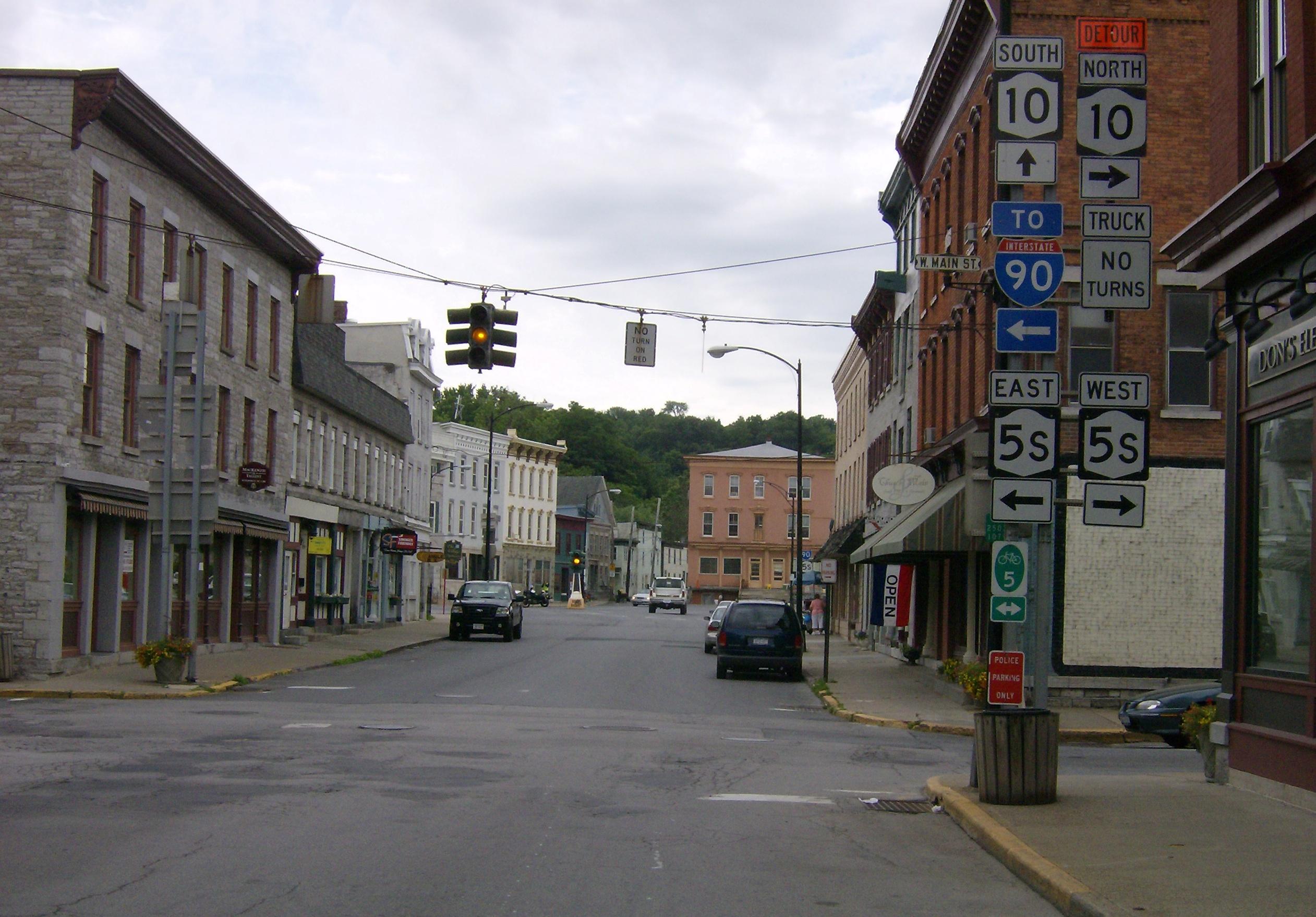 Canajoharie (village), New York - Wikipedia, the free encyclopediacanajoharie town