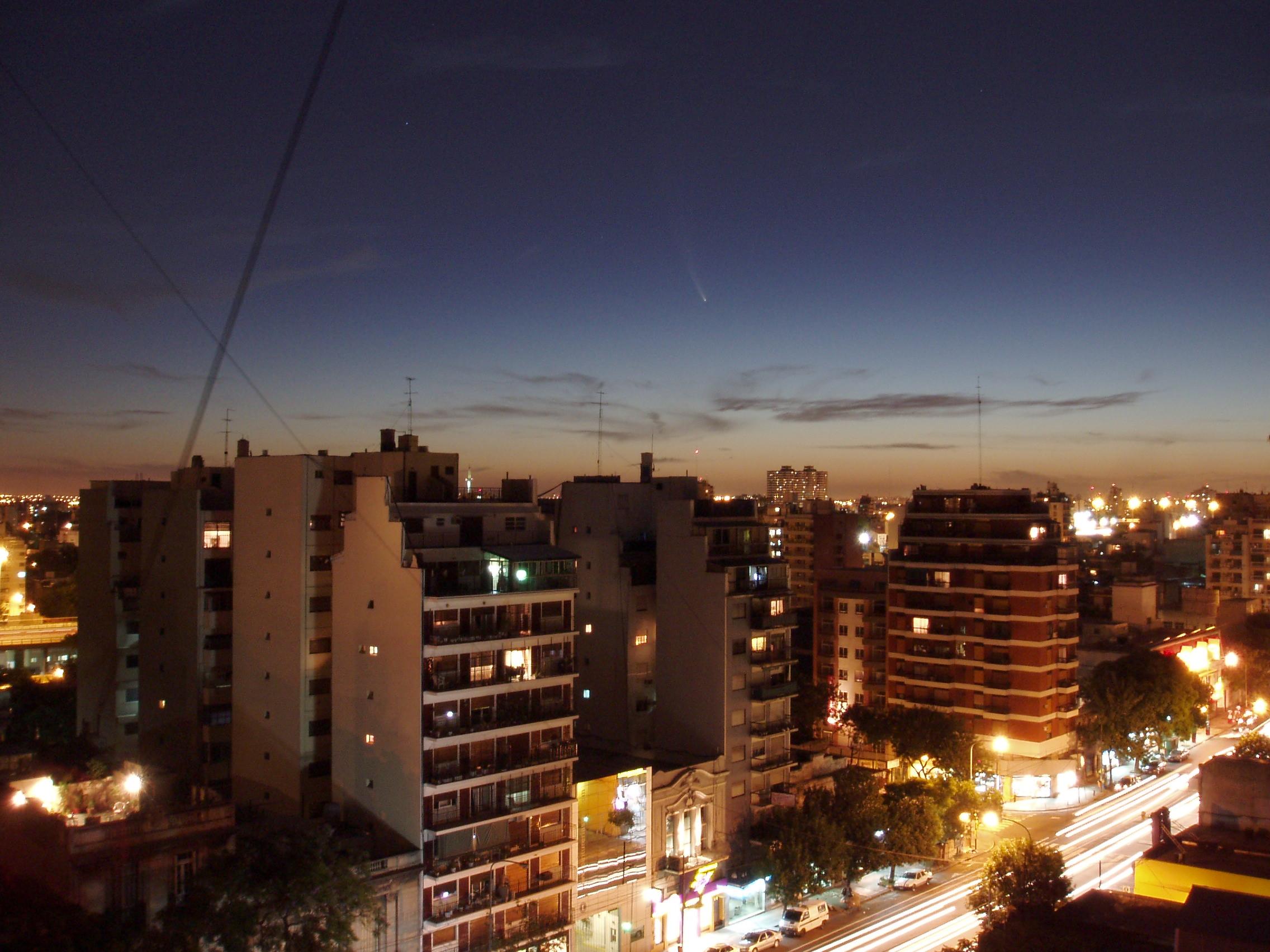 Archivo:Cometa McNaught - Buenos Aires.JPG - Wikipedia, la ...