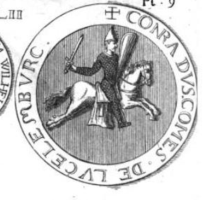 Conrad II, Count of Luxembourg Count of Luxembourg