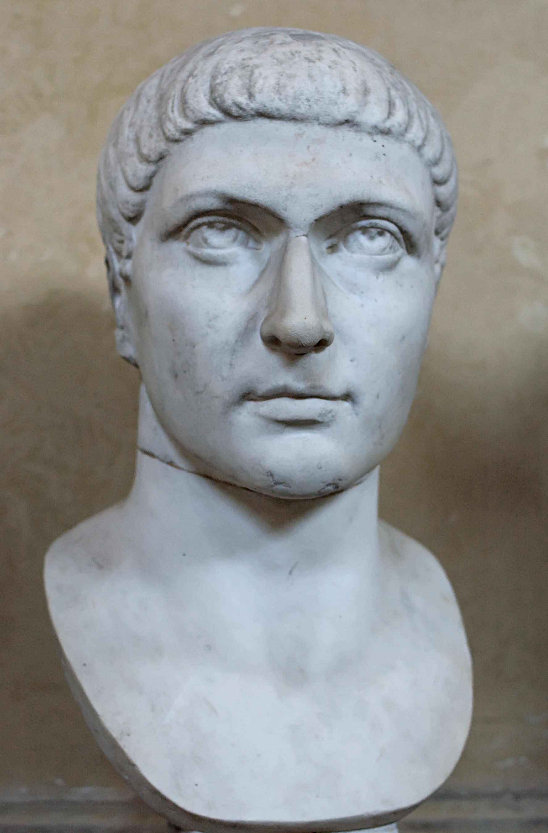 Римский император Константин Великий (272 - 337)