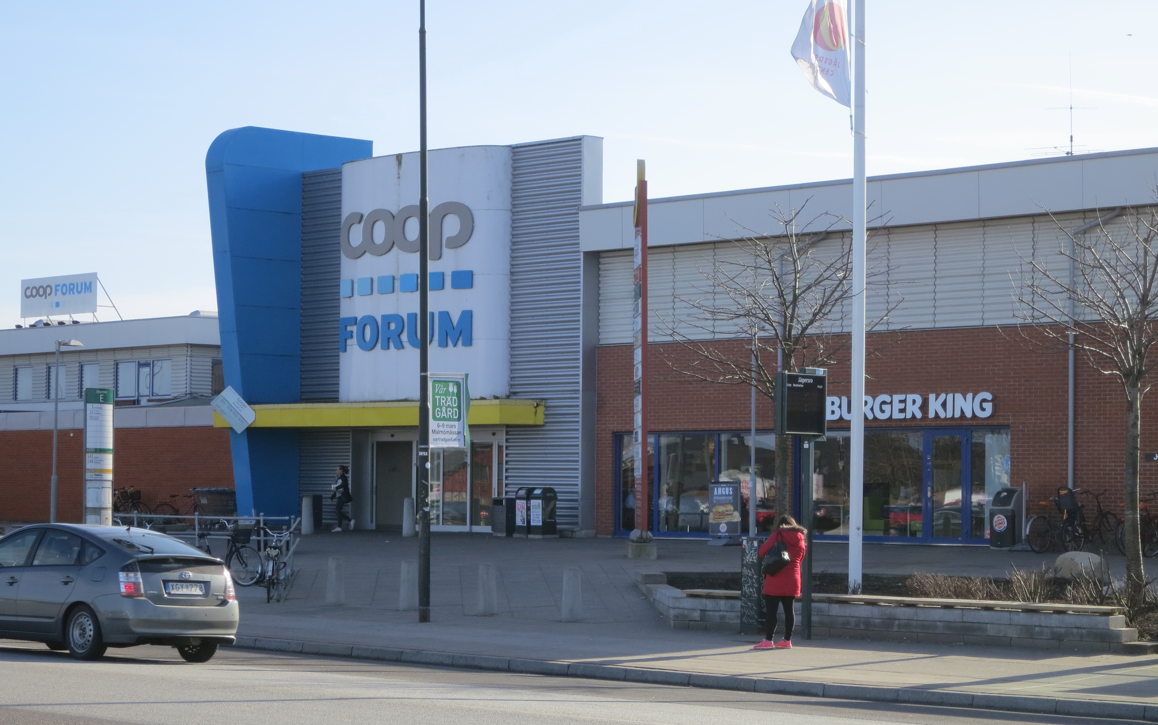 coop forum malmö