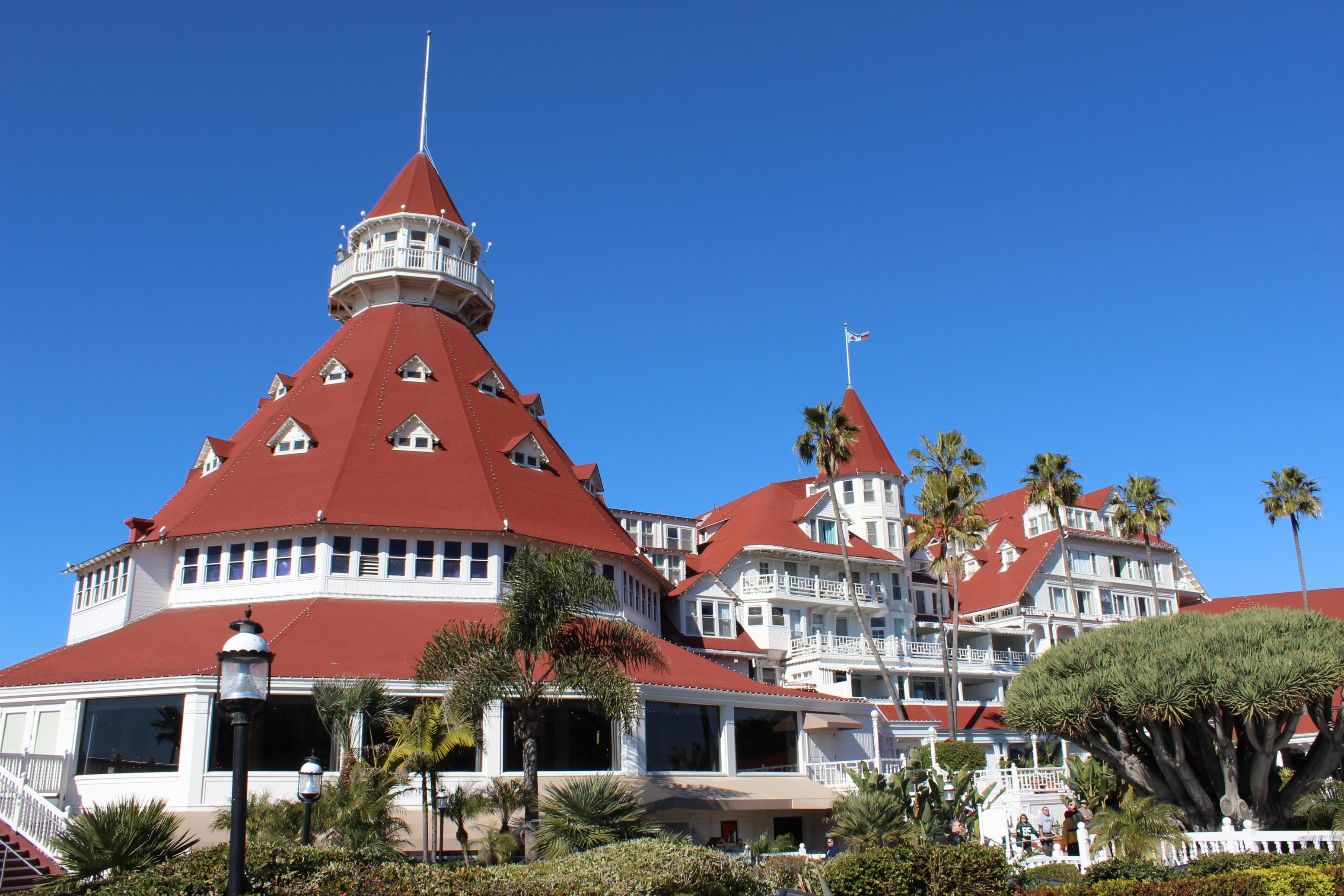 San Diego Hotel Del Coronado Wikipedia
