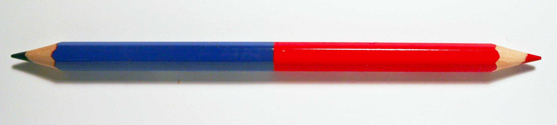 Le célèbre crayon Télévision de Conté.