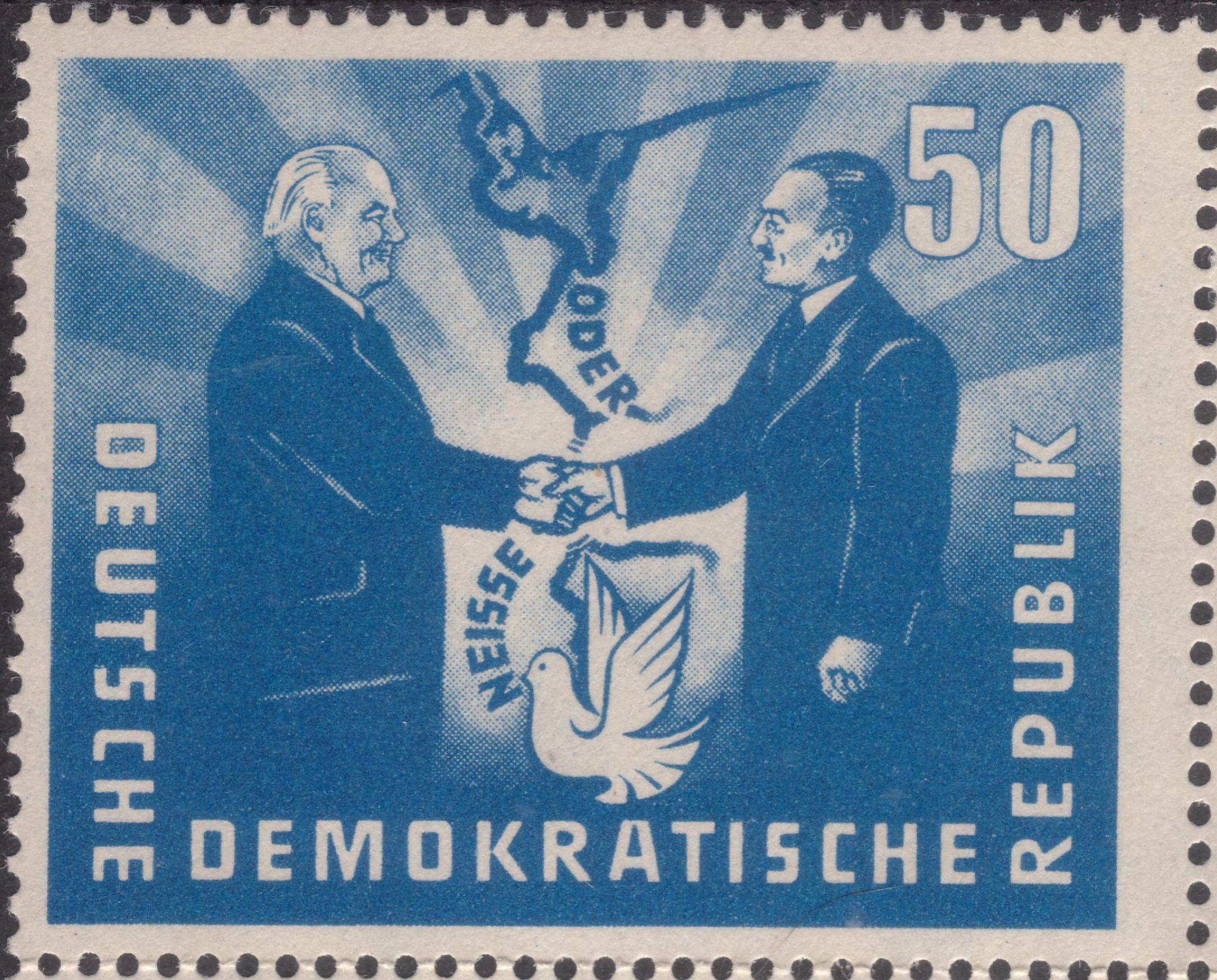 Dateiddr Briefmarke Oder Neisse 1951 50jpg Wikipedia