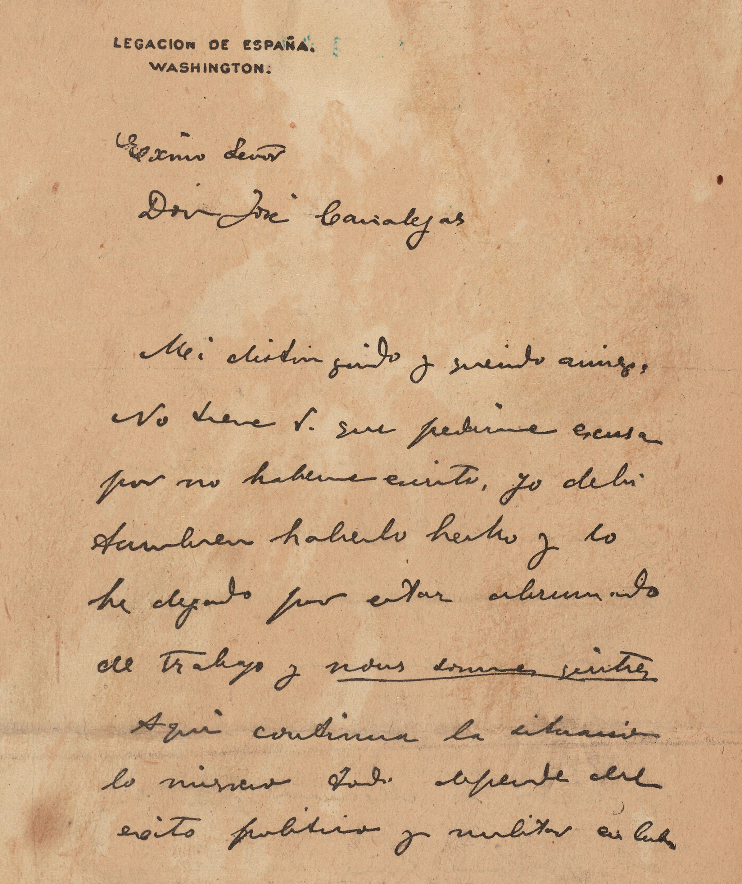 File:De Lôme Letter - First Page.jpg - Wikipedia, the free ...