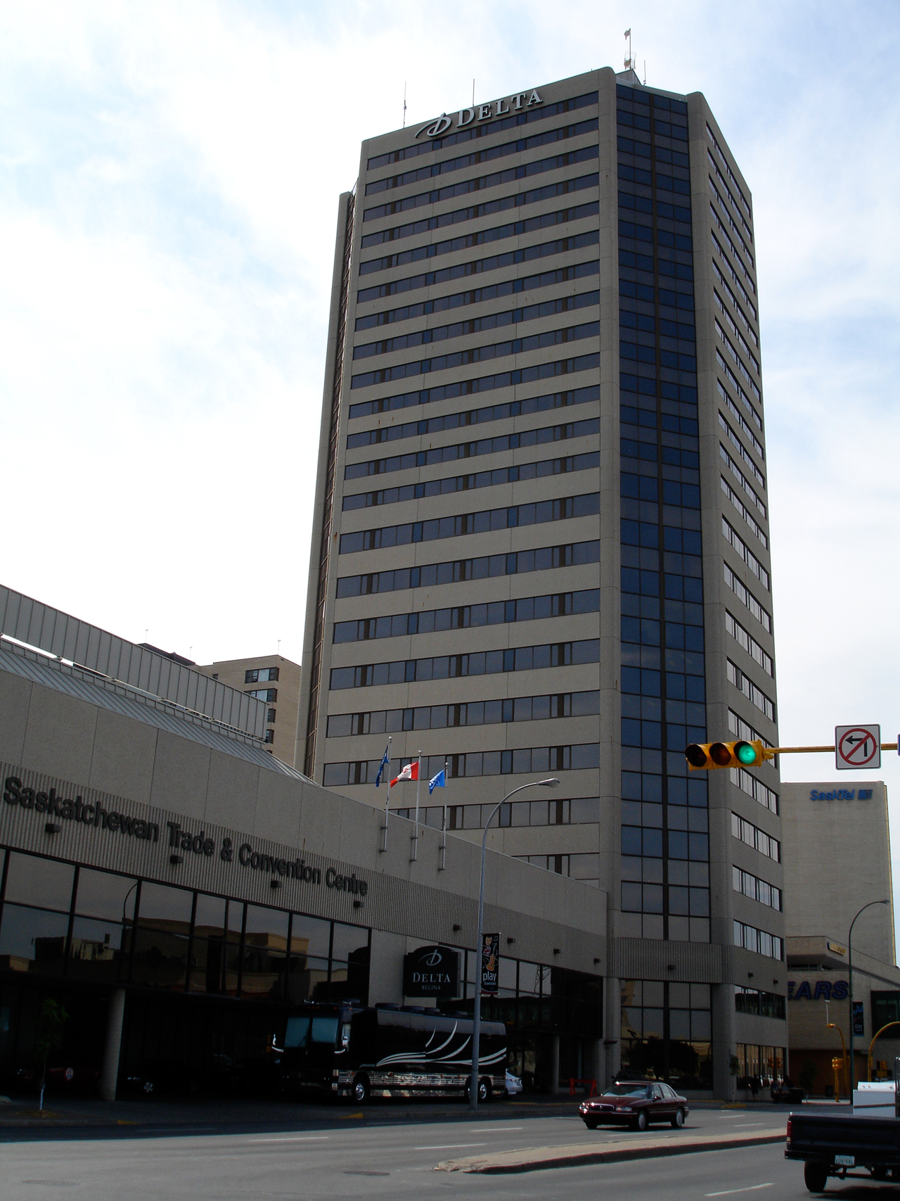 List Of Tallest Buildings In Regina Saskatchewan Wikipedia