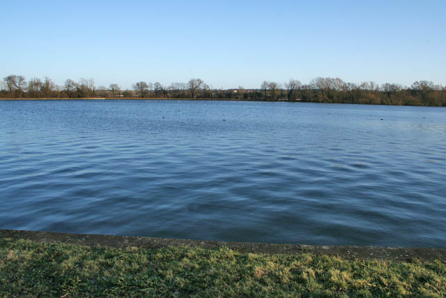Denton Reservoir - geograph.org.uk - 1128830