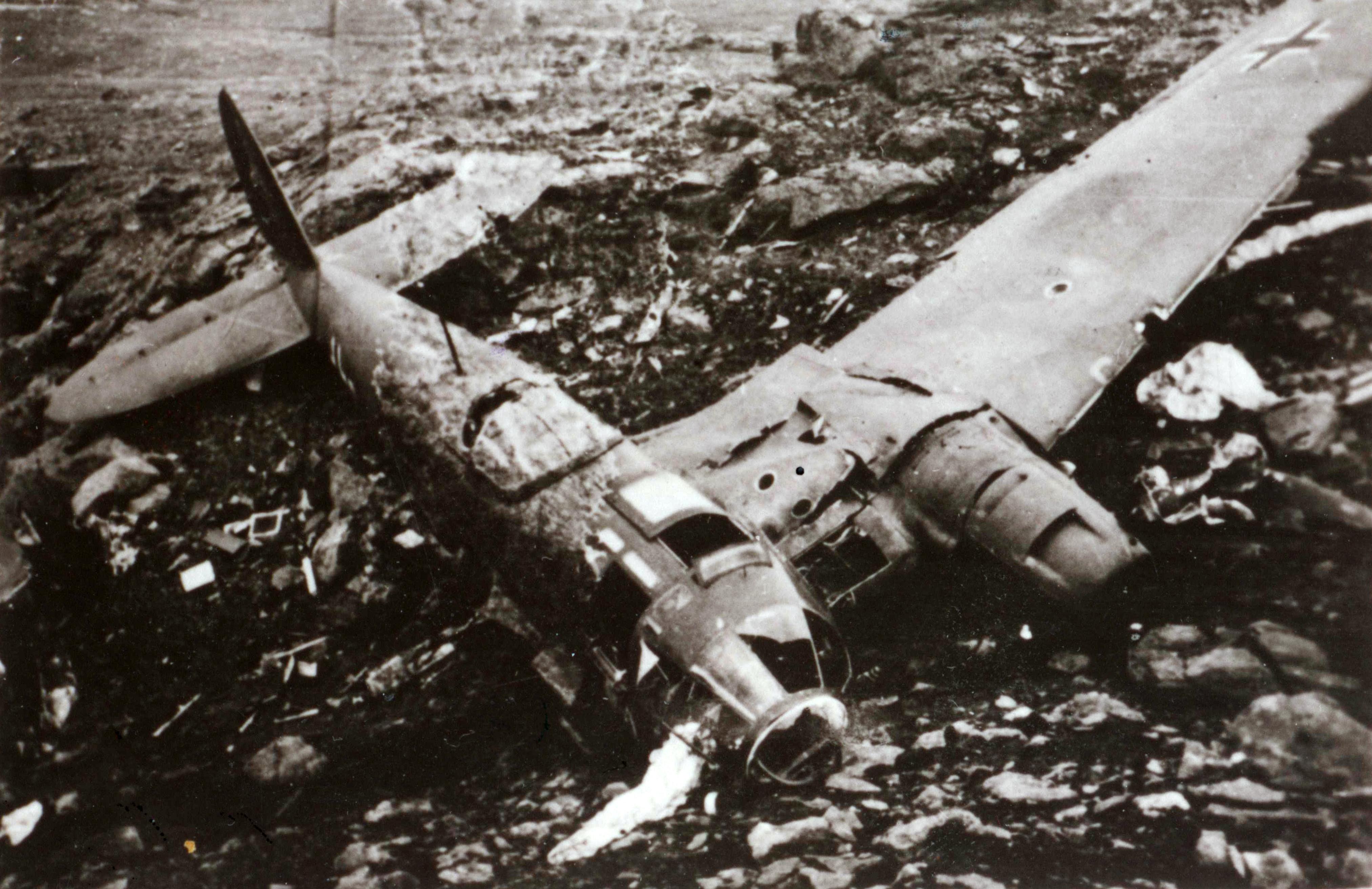 странице сбитый самолет картинки прошлом