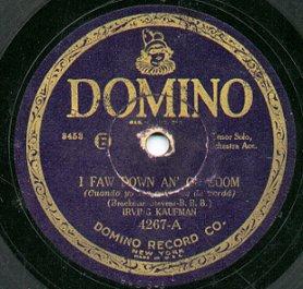 Domino Records 1924 Wikipedia