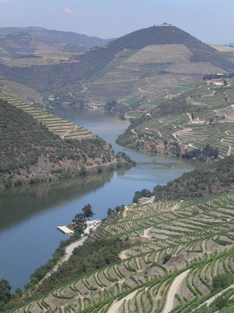 La Valleedu Douro En Camping Car Entre Os Rios