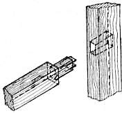 EB1911 Carpentry - Fig. 18 - Foxtail Wedging Joint.jpg