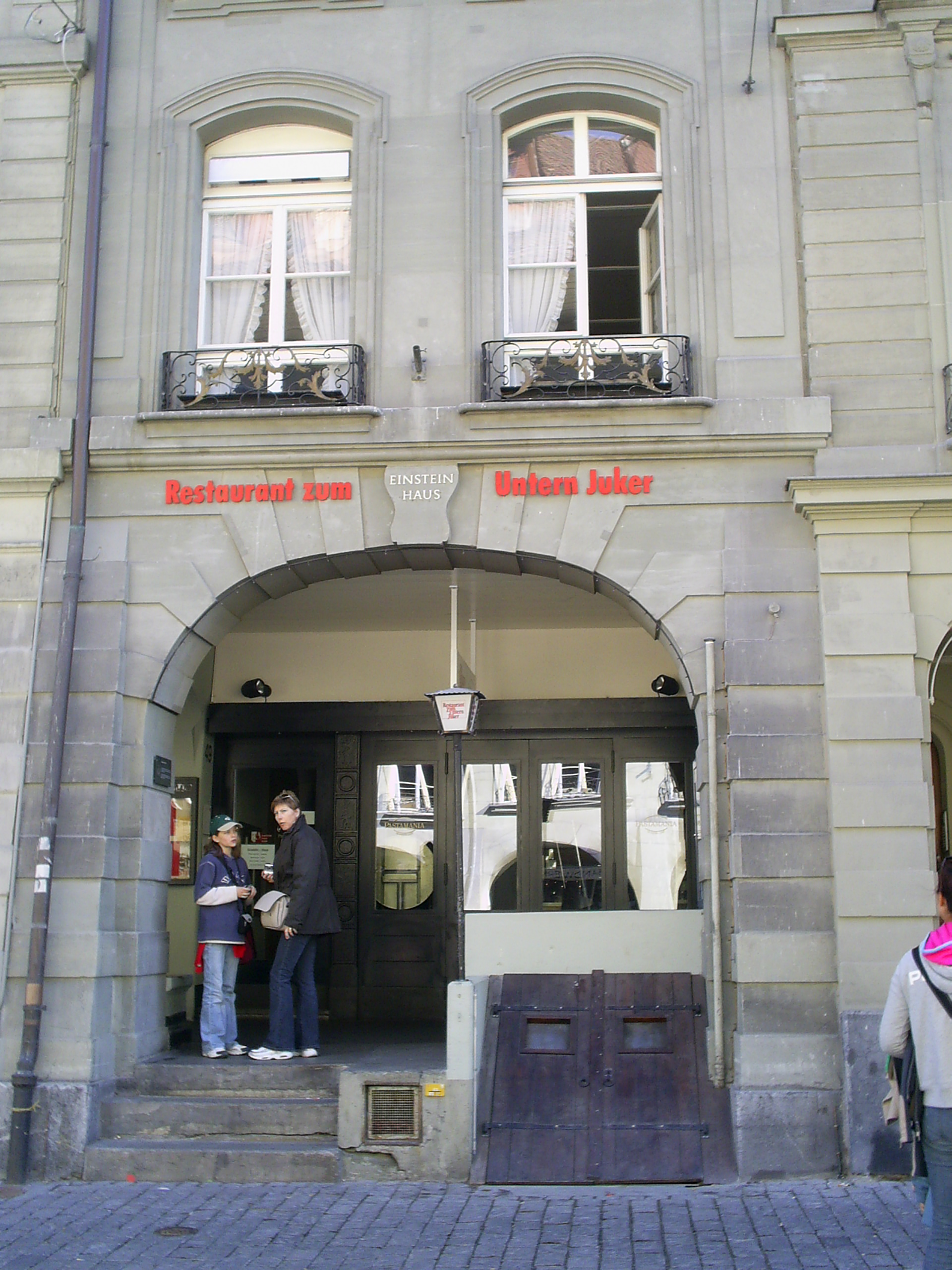 File:Einstein Haus 2.jpg - Wikimedia Commons