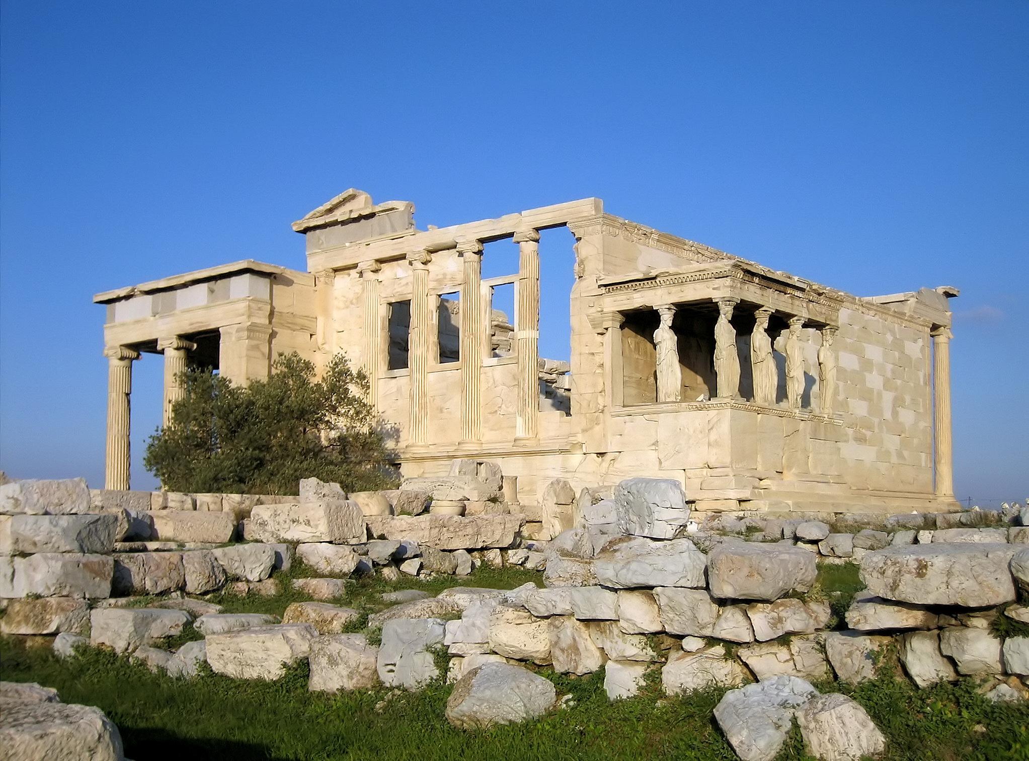 3 1 arquitectura griega for Arquitectura griega templos