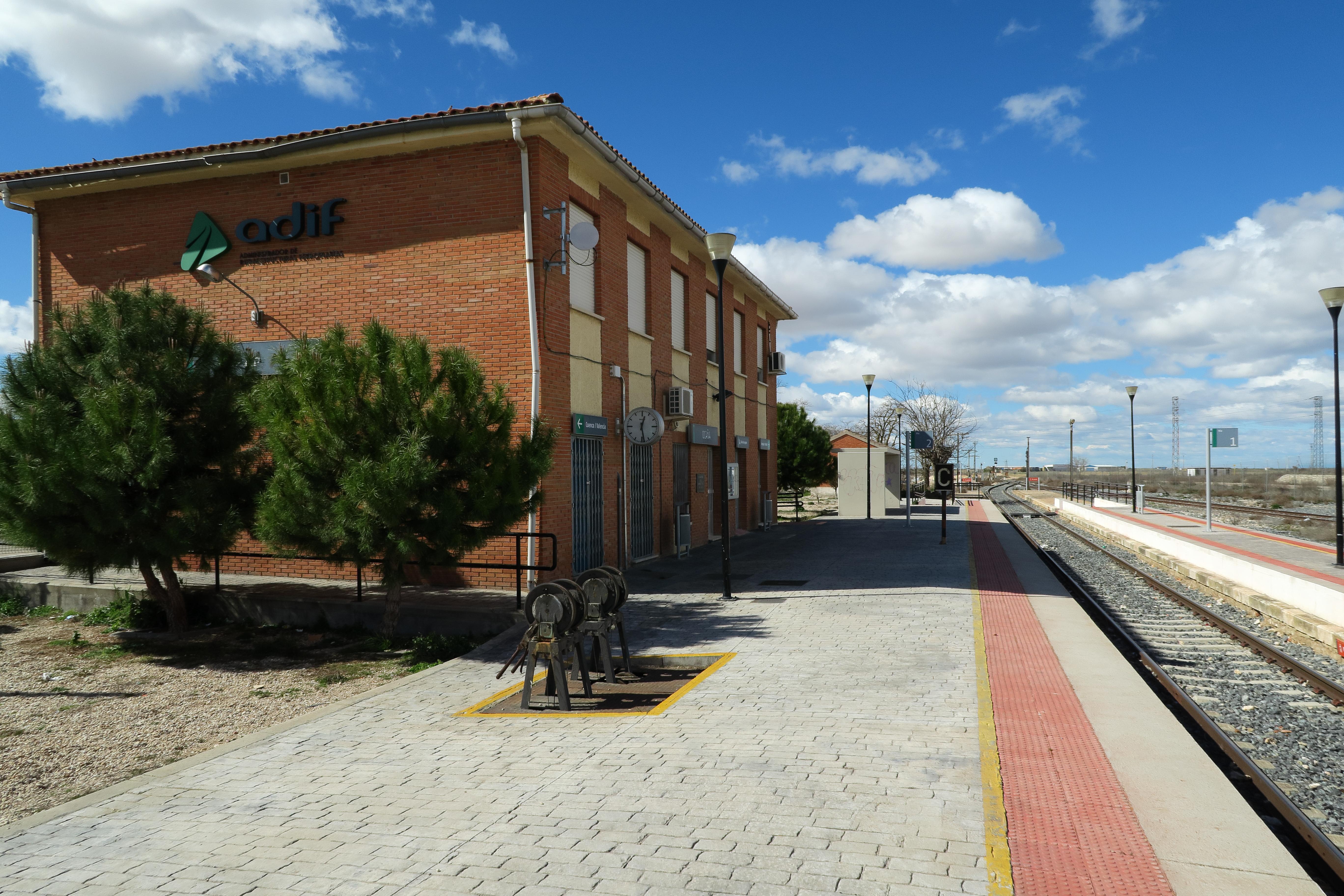 Estación de Ocaña