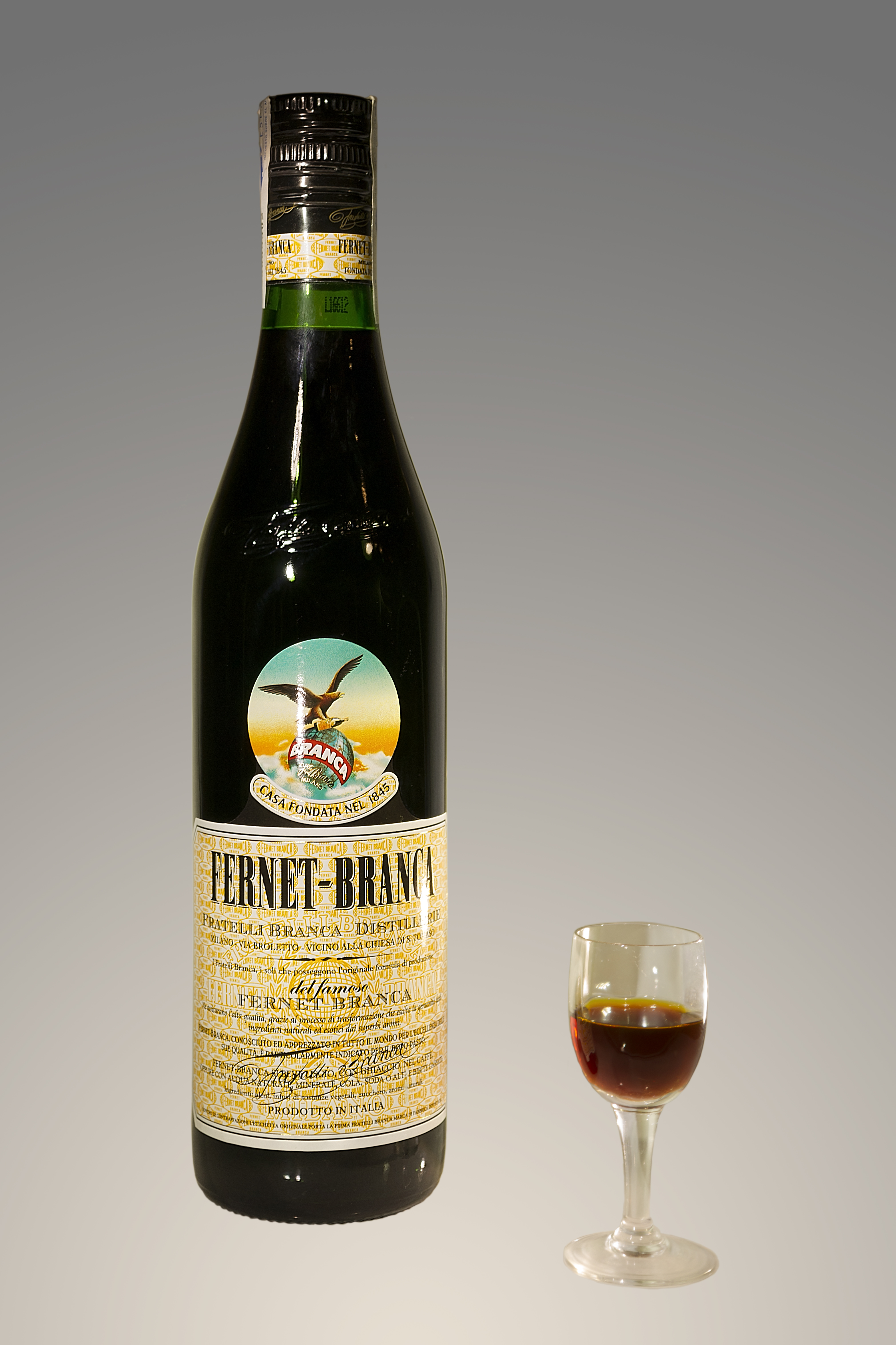 vendita uk outlet online nuovo elenco Fernet Branca - Wikipedia