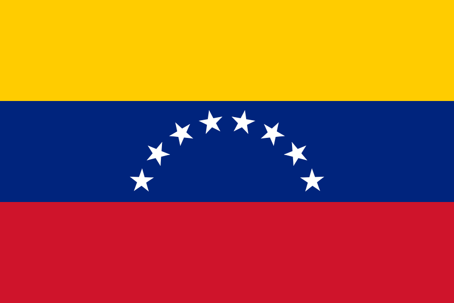 Archivo:Flag of Venezuela.png - Wikipedia, la enciclopedia libre