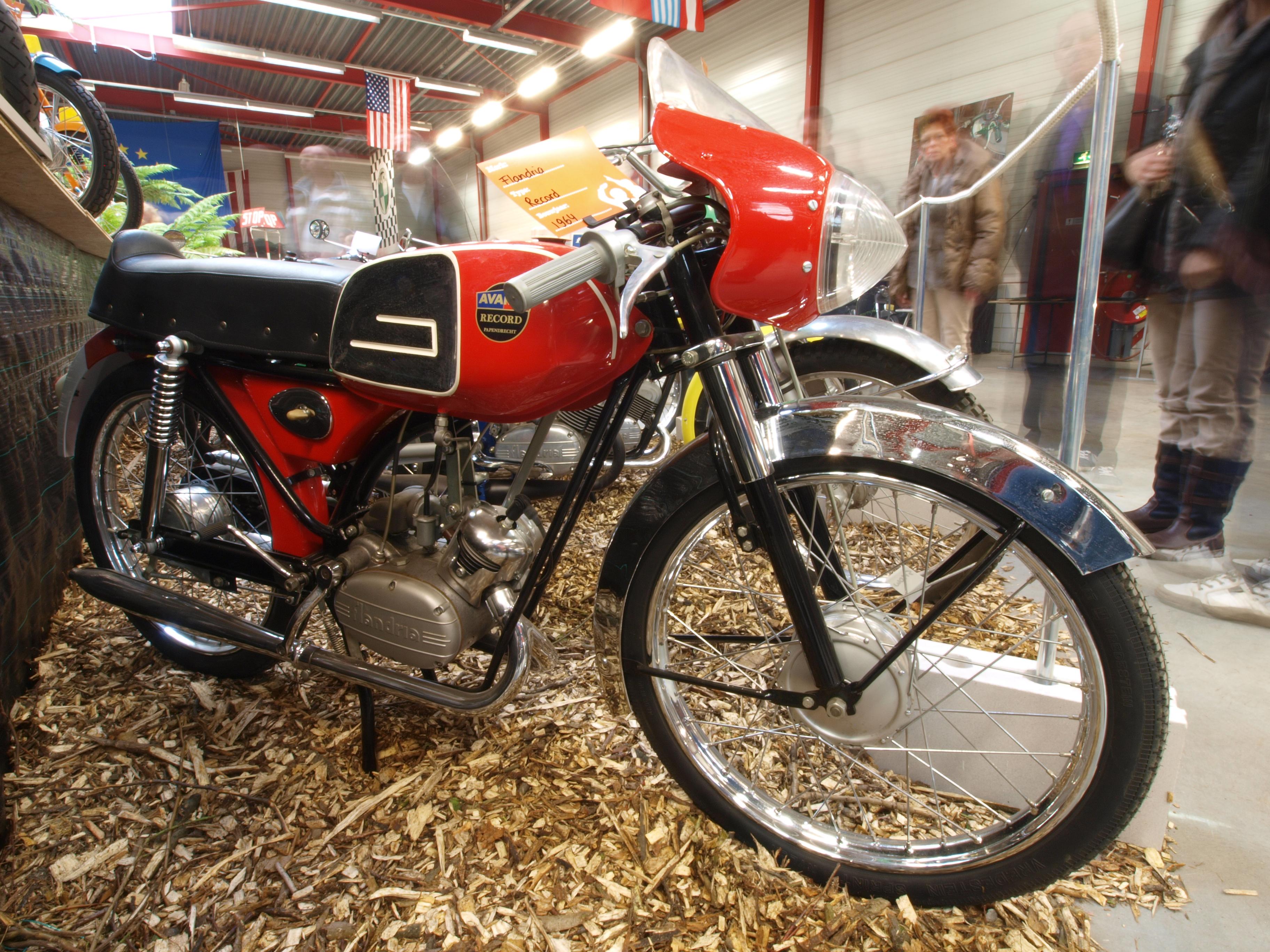 Custom moped 13