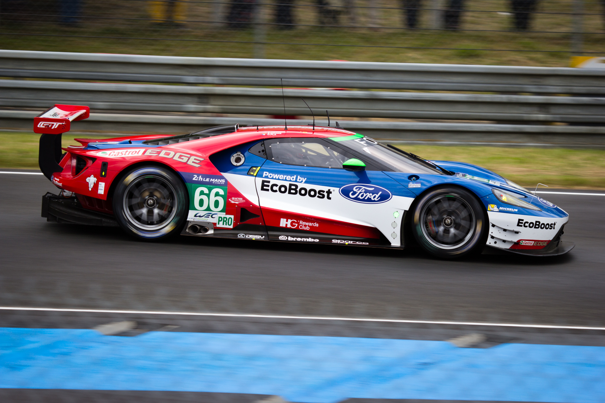 Fileford Chip Ganassi Team Uk Ford Gt