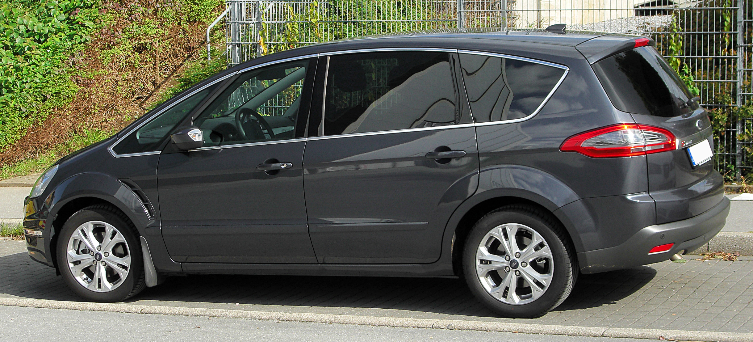 file ford s max facelift side wikimedia commons. Black Bedroom Furniture Sets. Home Design Ideas