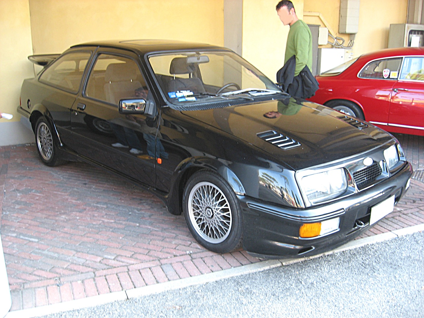 file ford sierra rs cosworth jpg wikimedia commons. Black Bedroom Furniture Sets. Home Design Ideas