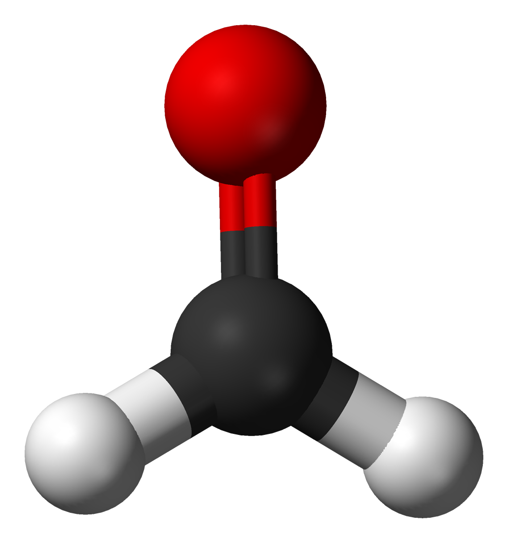File:Formaldehyde-3D-balls-A.png - Wikimedia Commons H2co Molecular Geometry