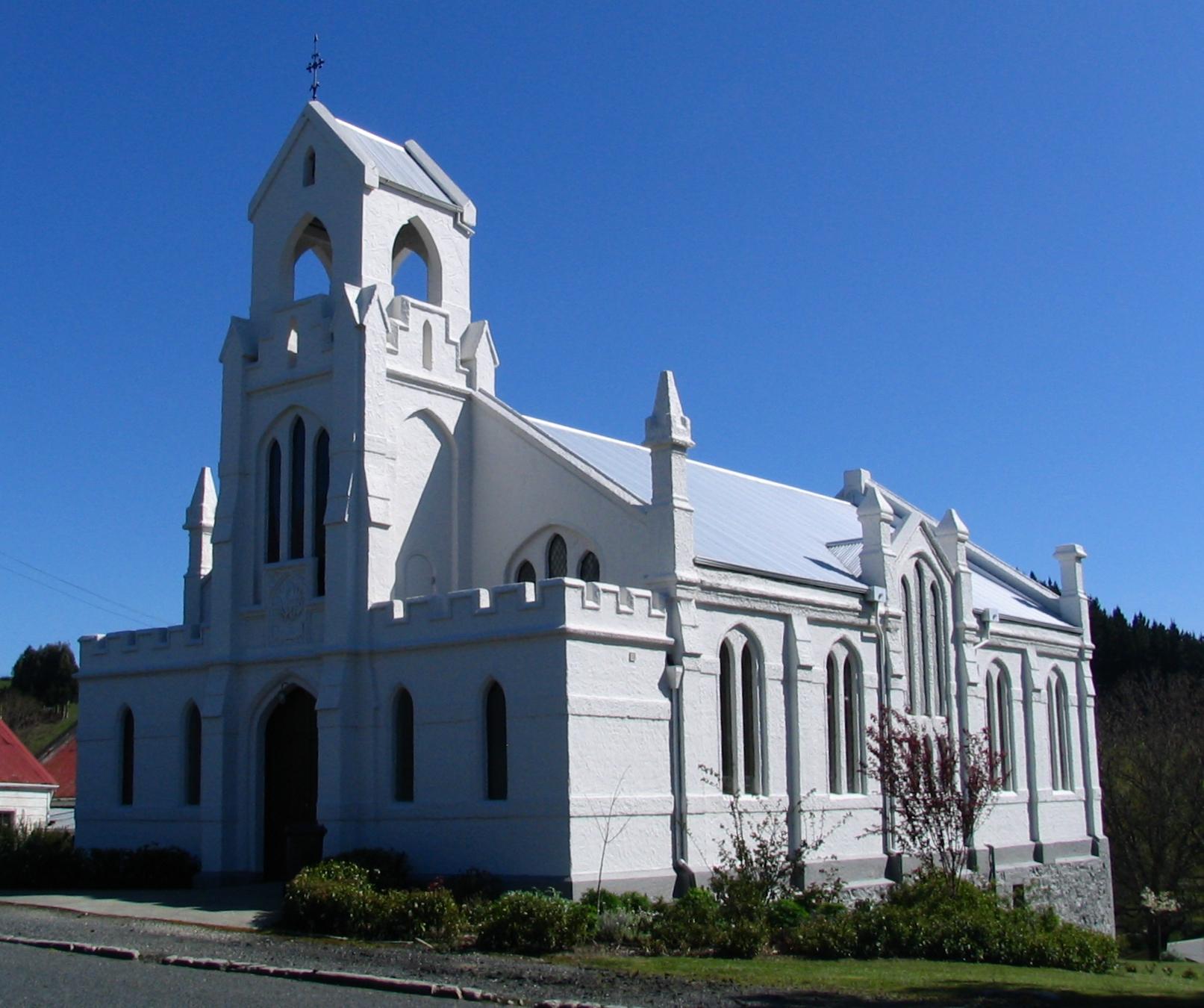 File:Former Lawrence Presbyterian Church Lawrence, New