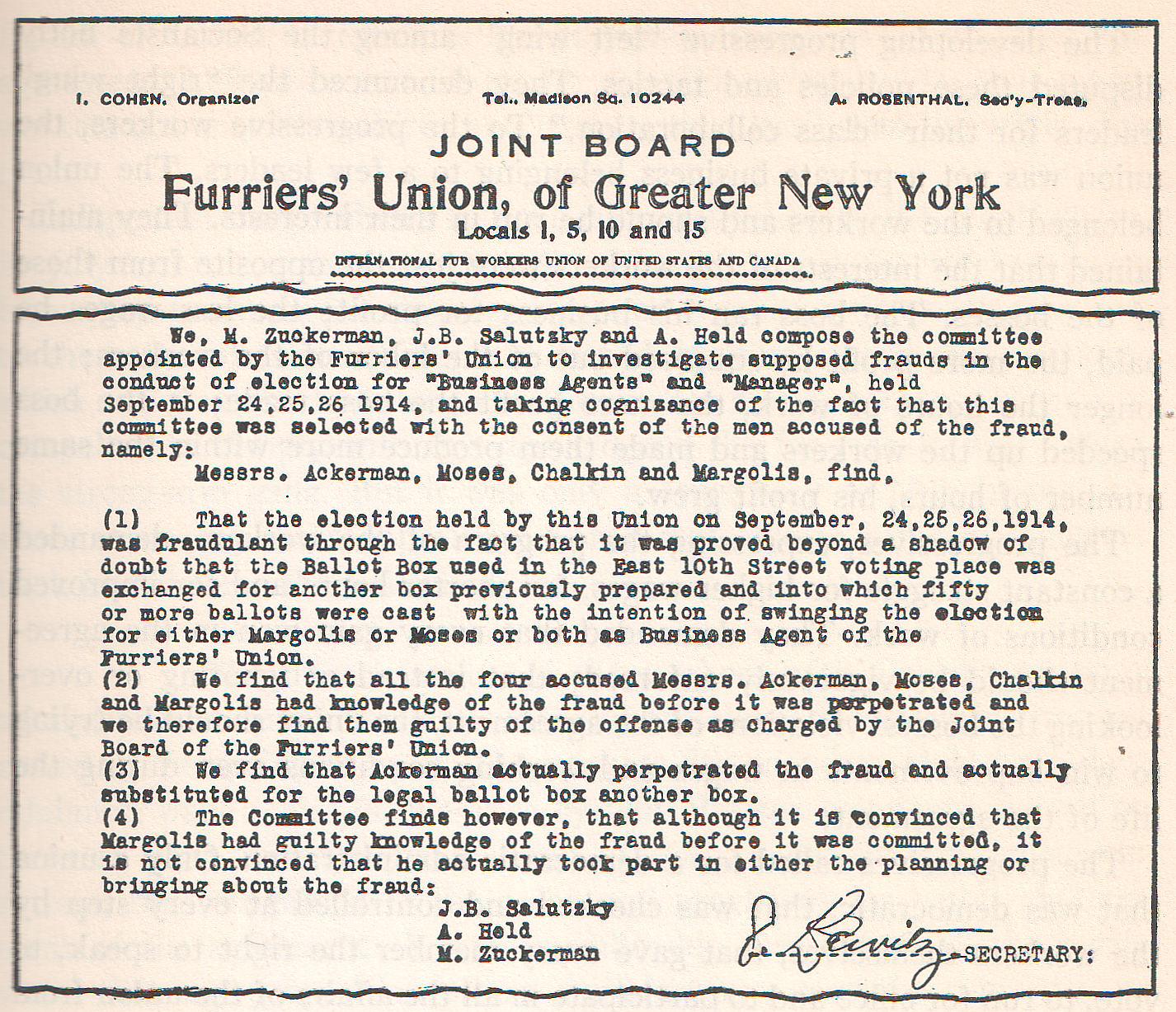 Furriers%27_Union%2C_of_Greater_New_York