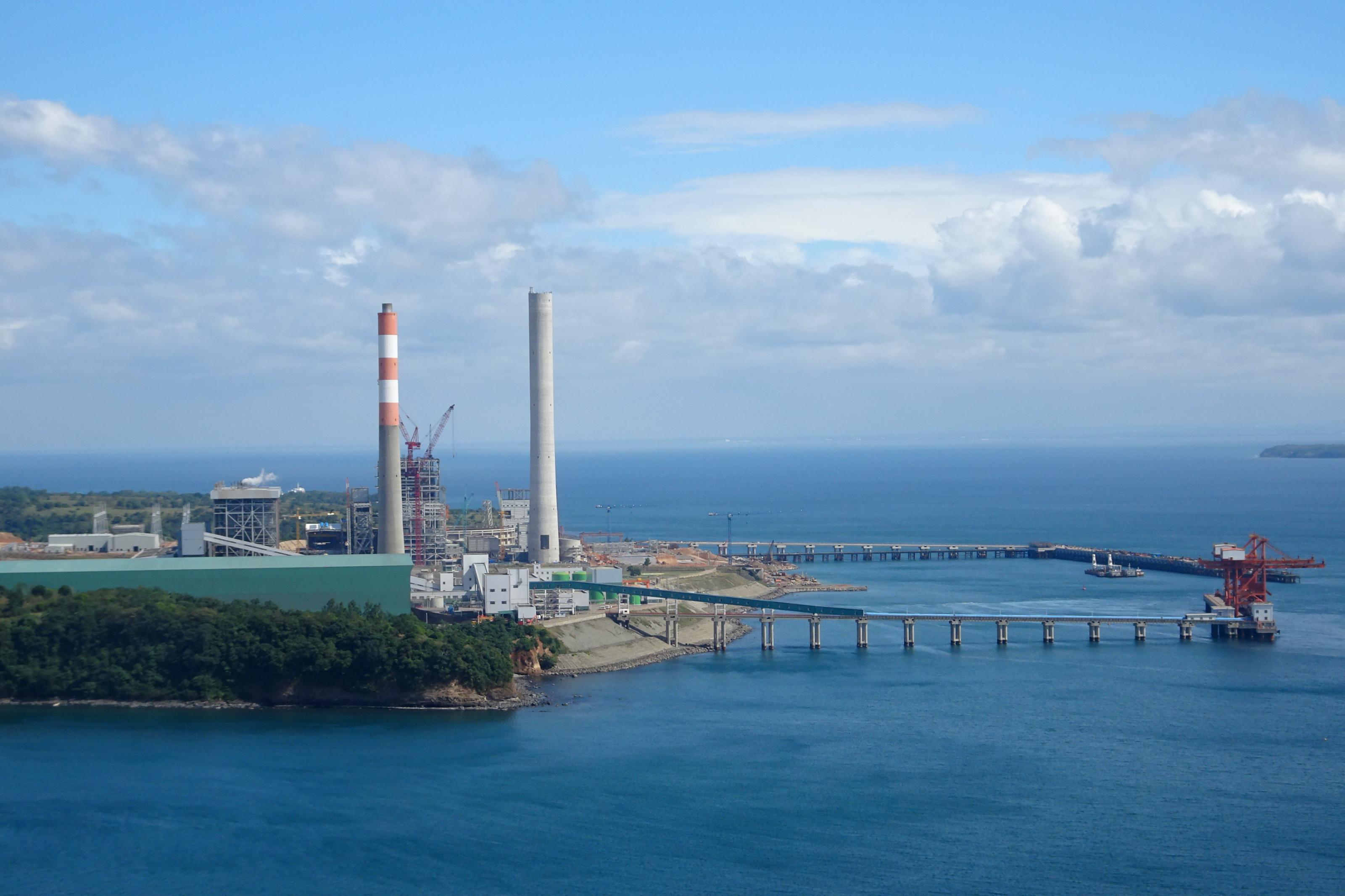 Mariveles Coal-Fired Power Plant - Wikipedia