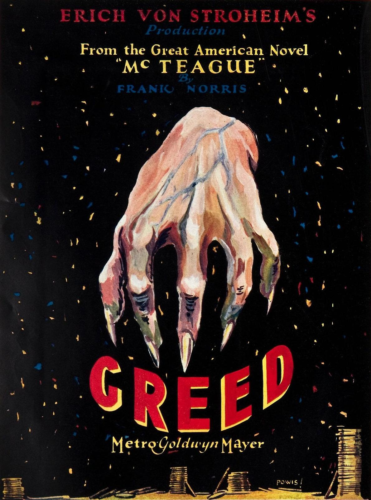 Greed 1924 poster.jpg