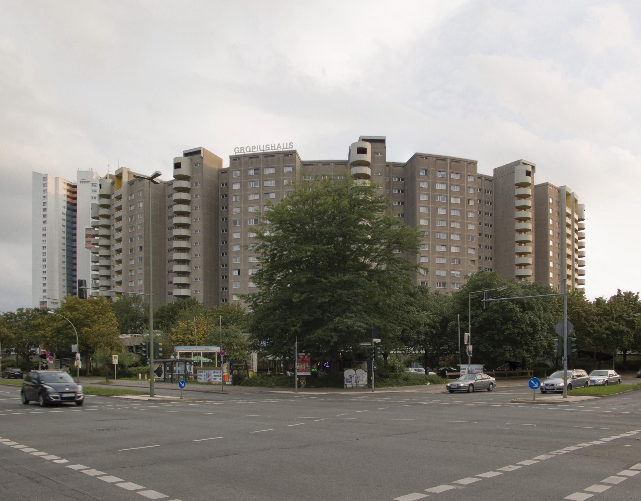 File Gropiushaus Berlin Neukoelln Britz Buckow Rudow