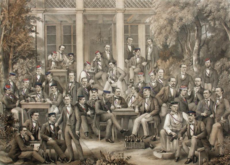 Geschichte Der Studentenverbindungen Wikipedia