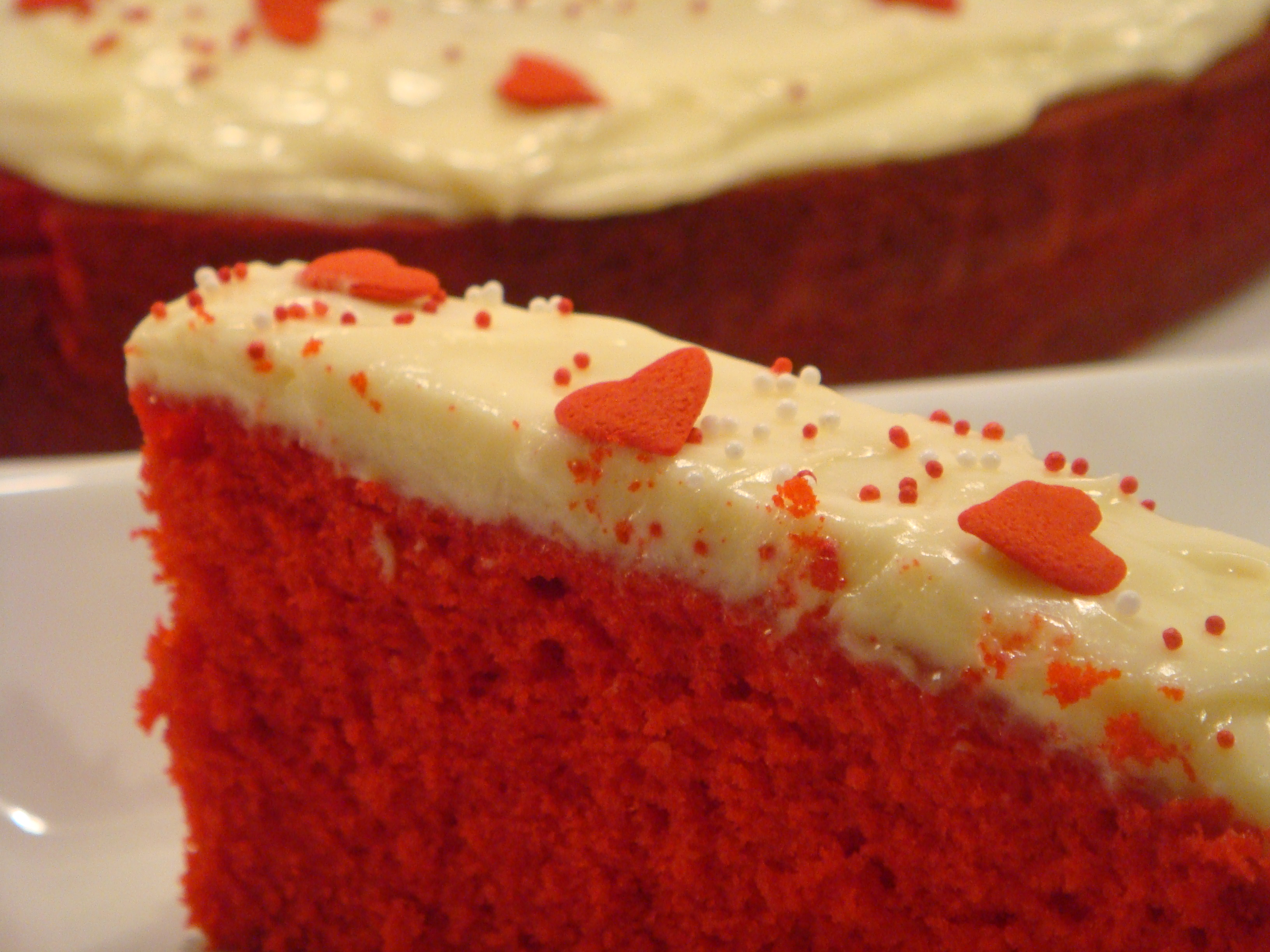 FileHappy Valentines Day rose red velvet cakejpg Wikimedia