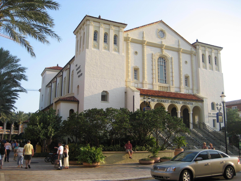 The Harriet Himmel Theater West Palm Beach