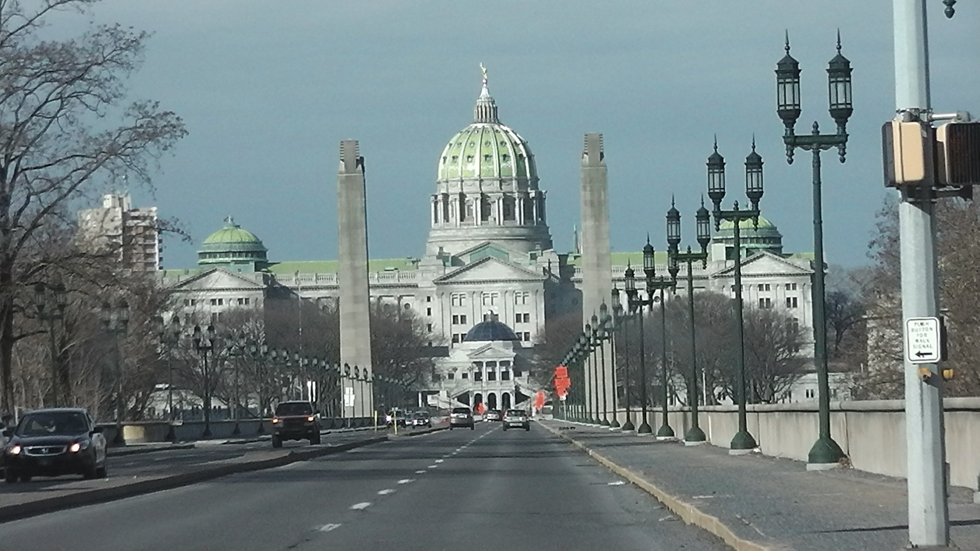 Pa State Capitol Building Tours