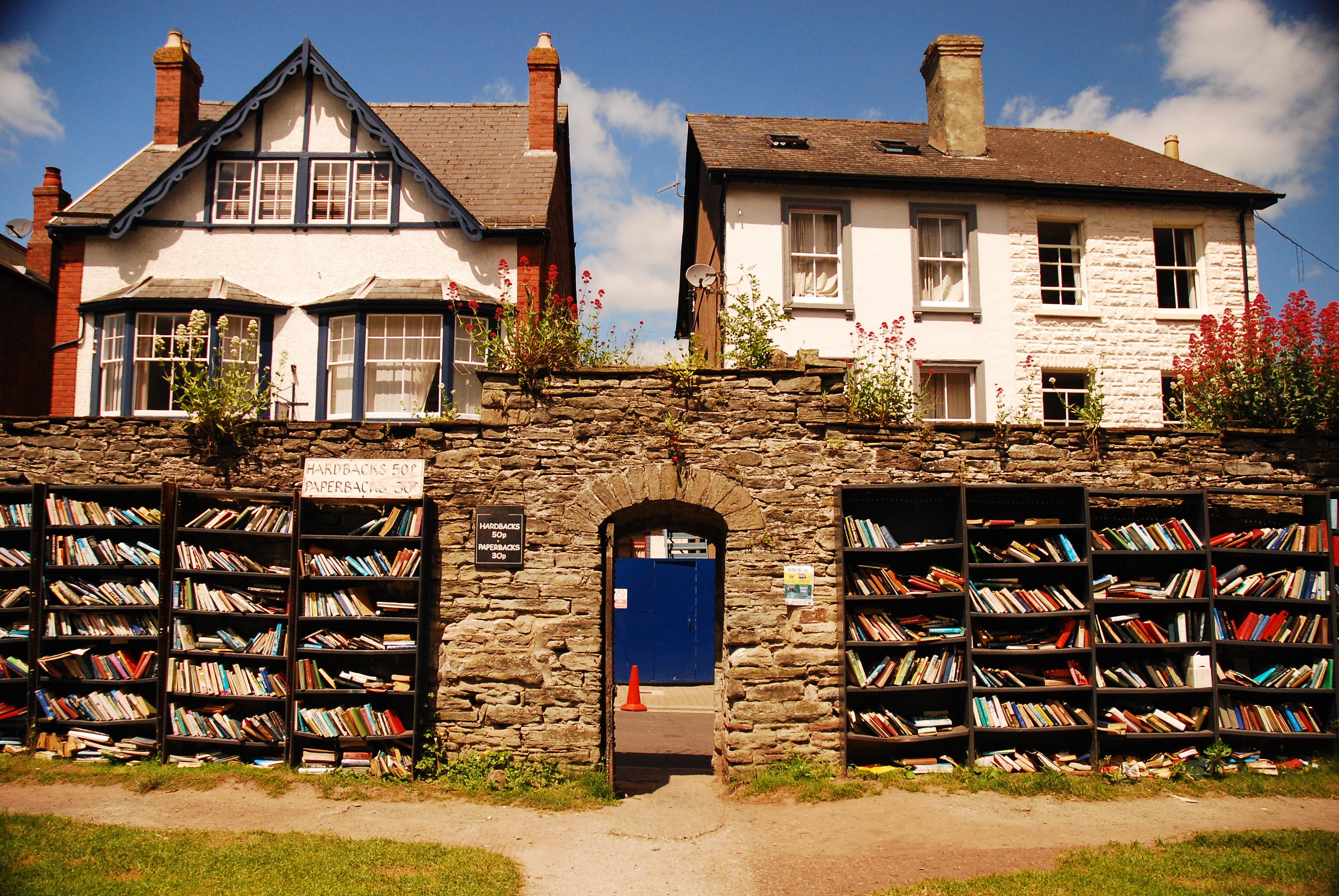 Kota Buku Yang terkenal didunia Terbaik