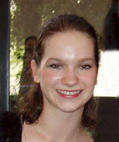 Photo Hilary Hahn via Opendata BNF
