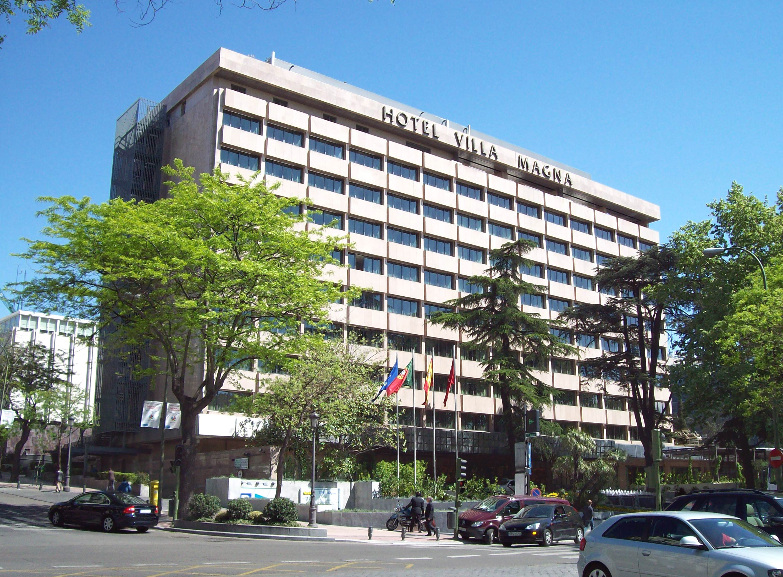 Hotel Villa Del Conde Februar  Munchen