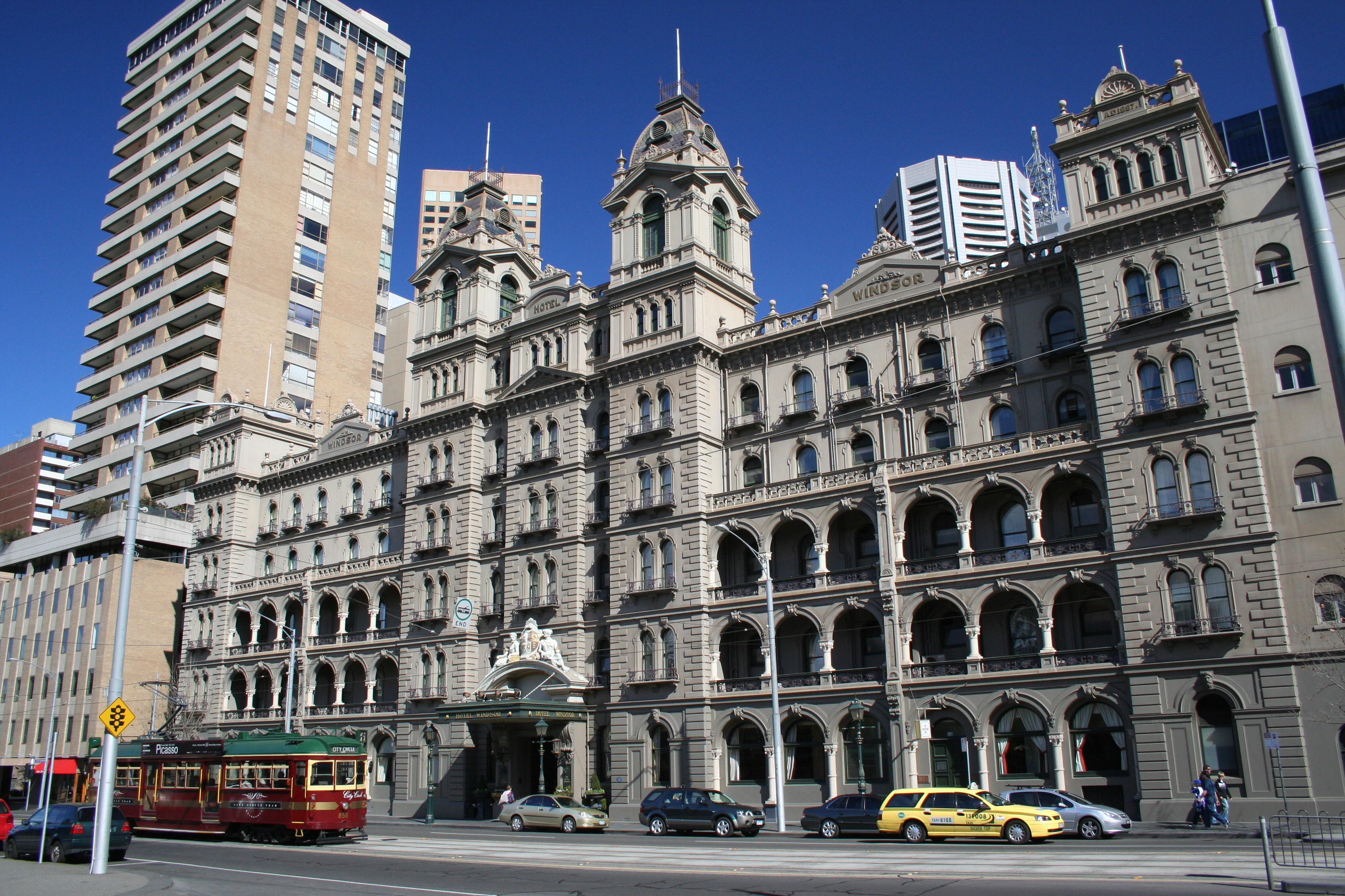 The Hotel Windsor Melbourne Jobs
