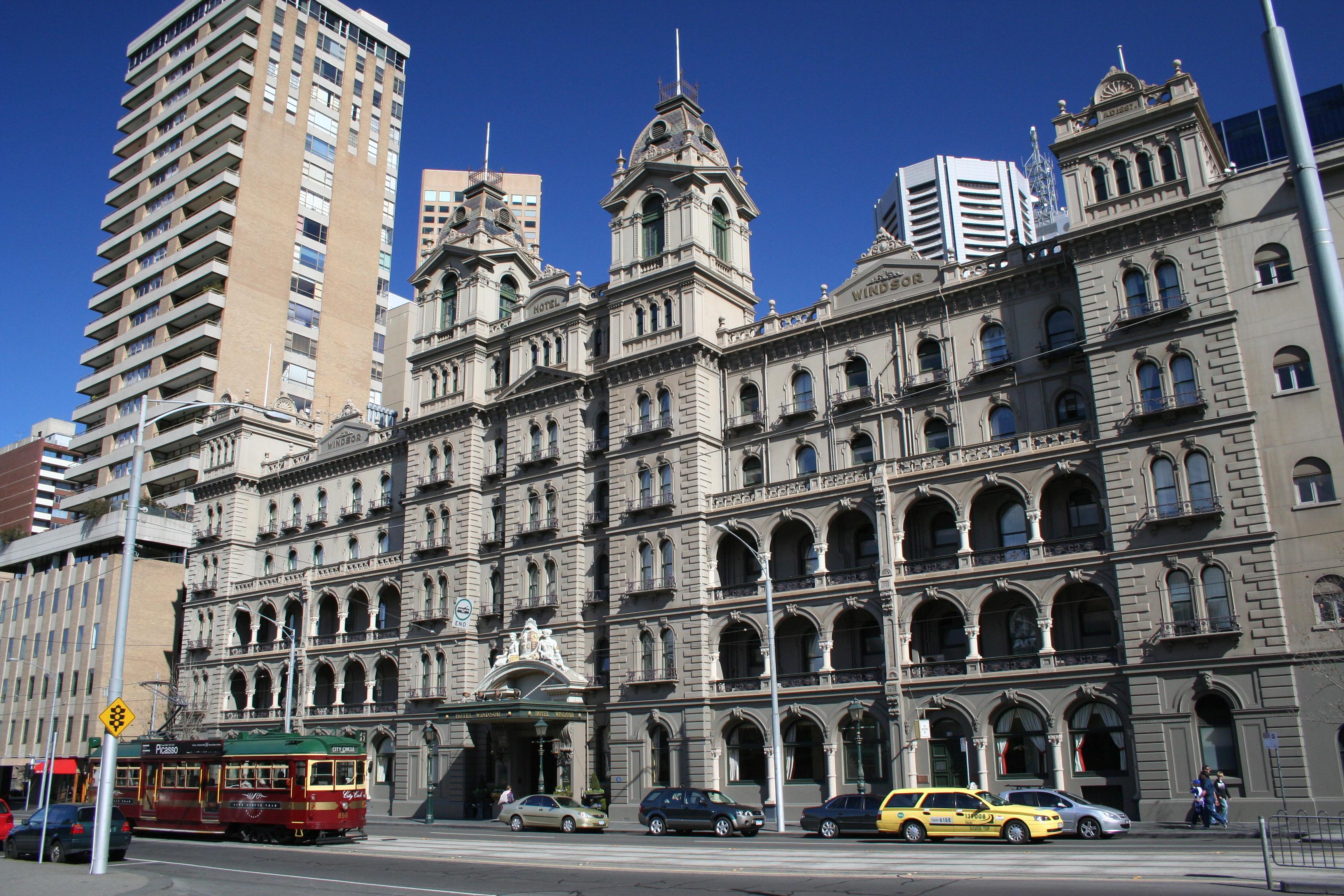 Hotel Windsor  Melbourne  Videos
