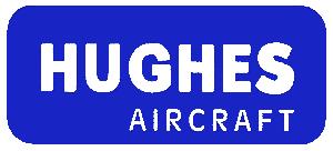 Hughes logo, adopted after the death of its founder