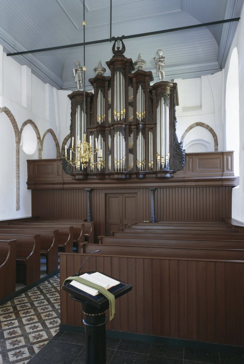 File interieur aanzicht orgel orgelnummer 1368 for Interieur 806