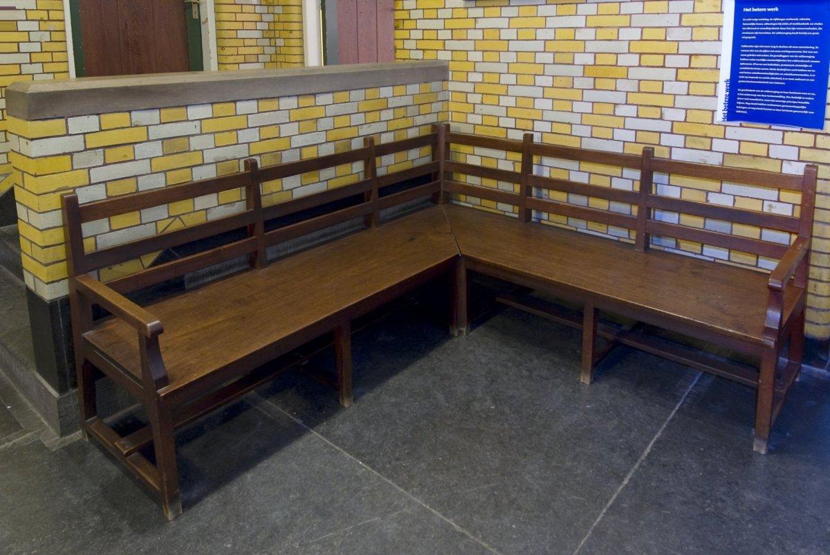 Houten hoekbank keuken hoekbank hout by steigerhouten meubels van buitenlevenxl voor buiten - Meubilair outdoor houten keuken ...