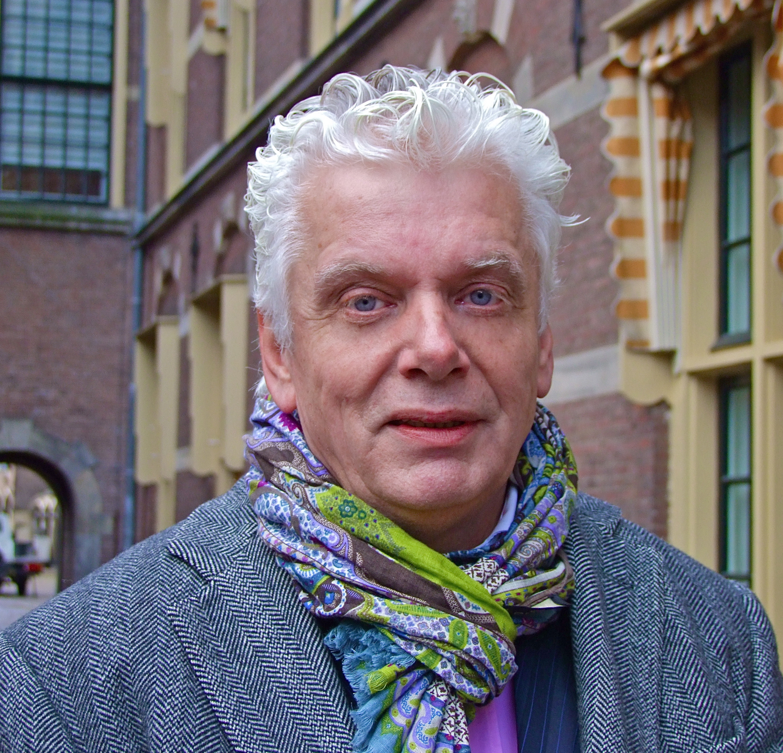 Il 64-anni, 180 cm alto Jan Slagter in 2018 photo