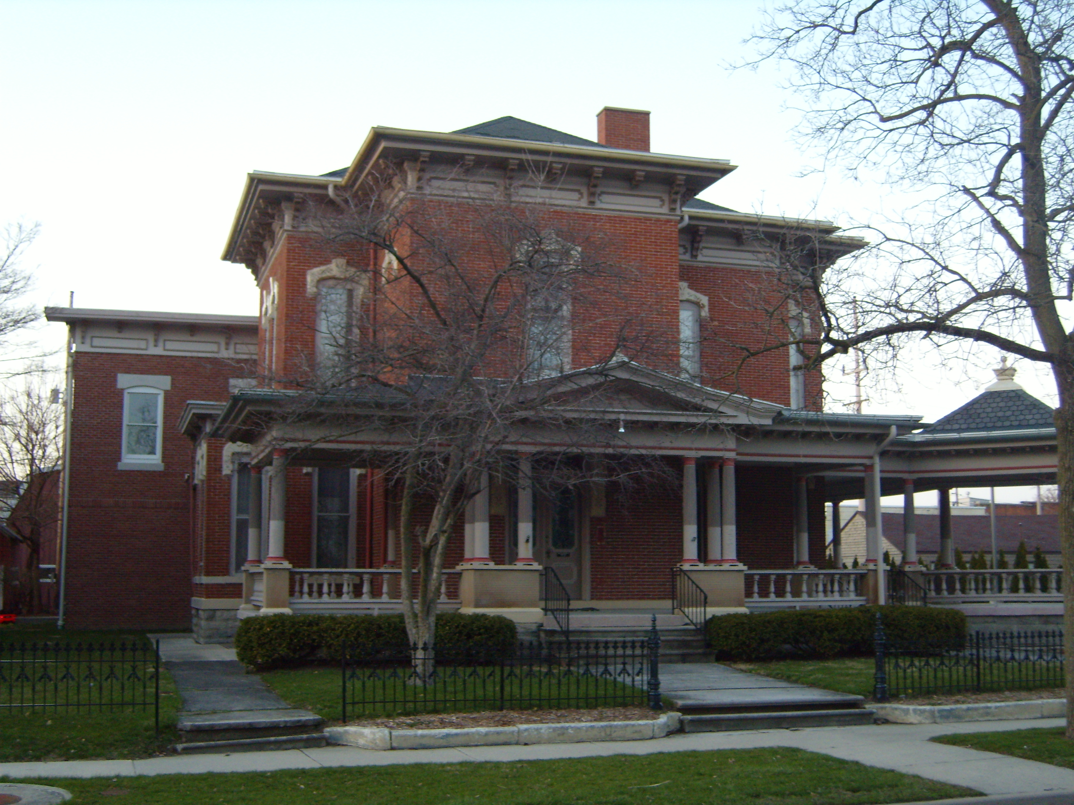 Hull House Haunted Tours