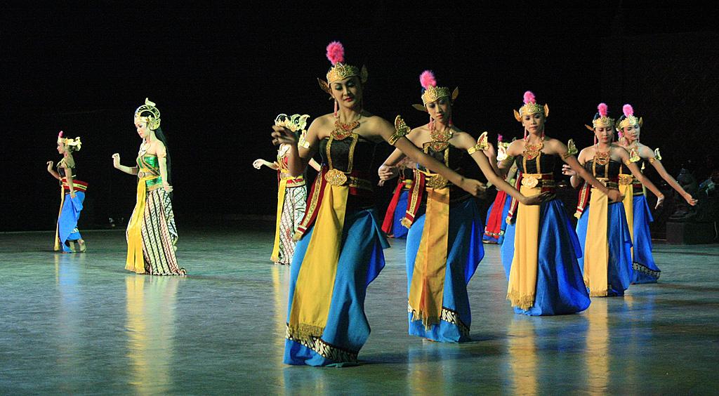 Javanese dance  Wikipedia