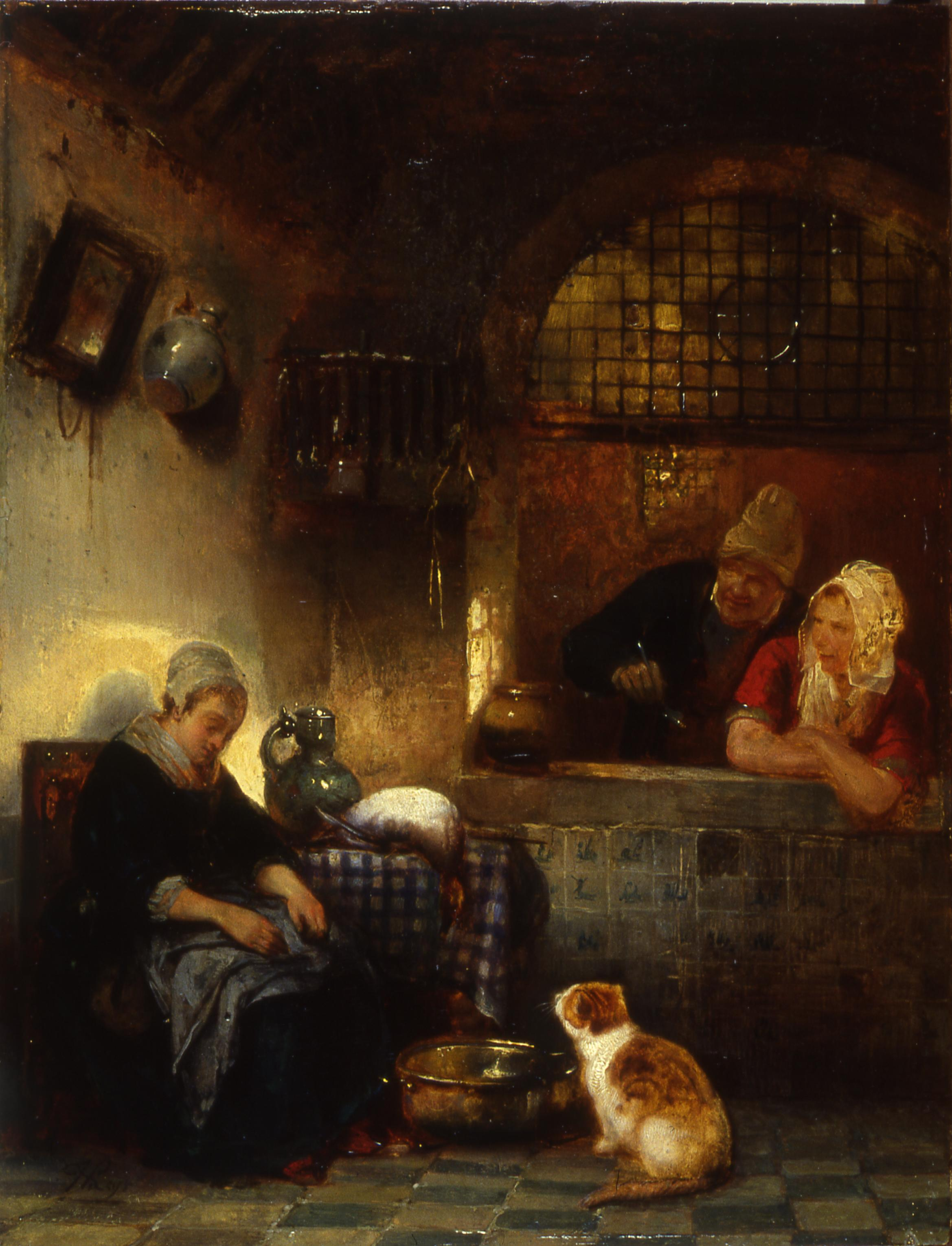 Interior Painting In Winter